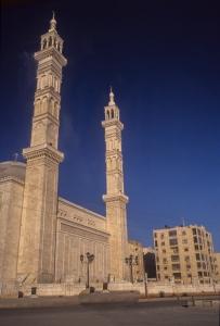 Grand Mosque in Aleppo