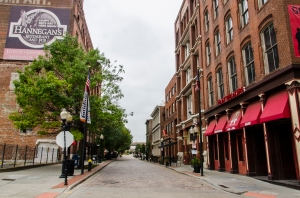 Laclede's Landing and Morgan Street Brewery