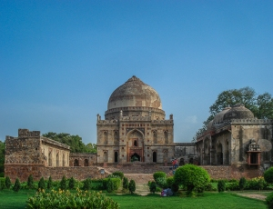 Tomb of Mohammed Shah
