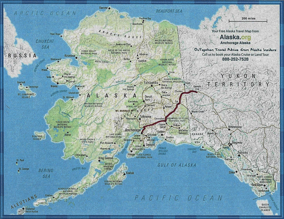 Dawson City Yukon Territory Heart Of The 1898 Klondike Gold Rush